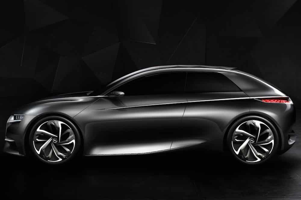 DS Divine concept car 02 (The Car Expert, 2014)