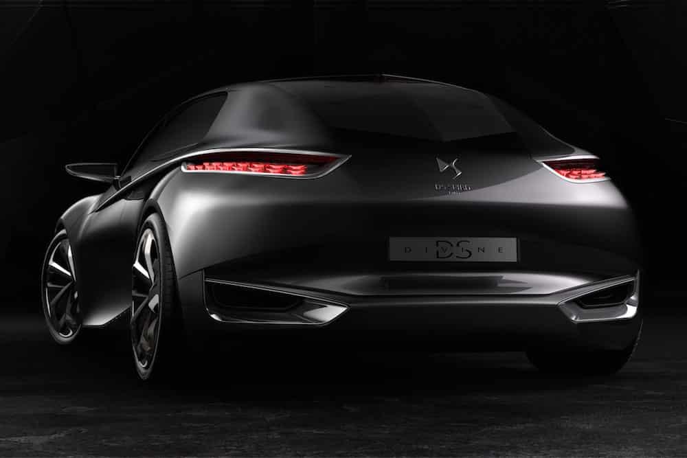 DS Divine concept car 03 (The Car Expert, 2014)