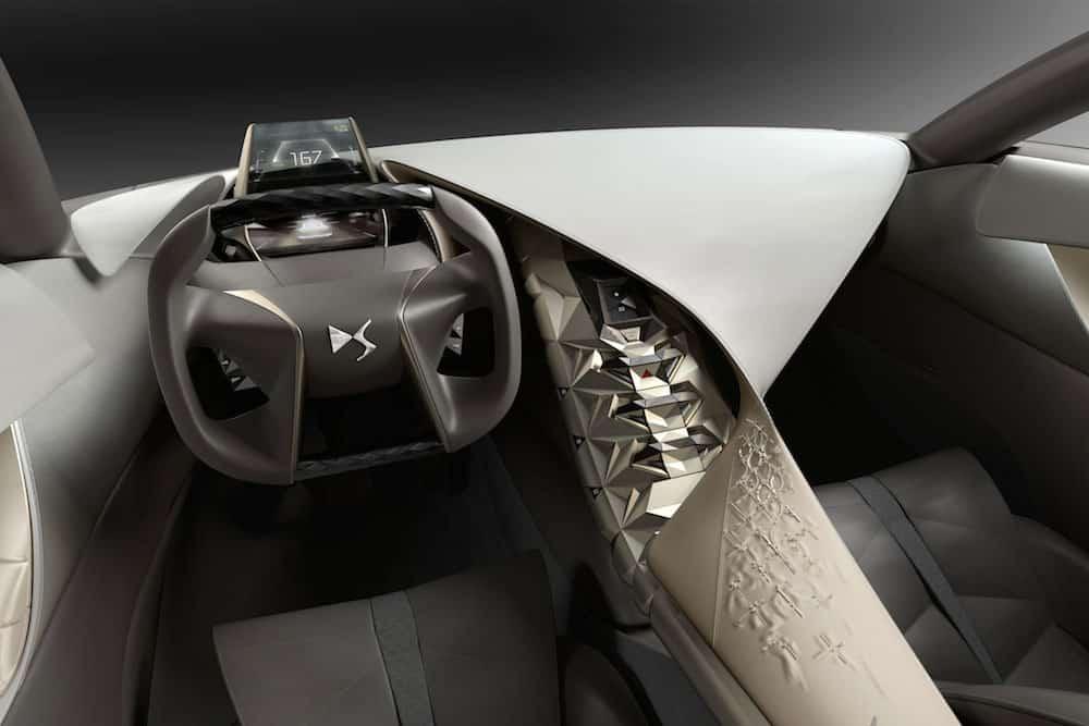 DS Divine concept car 04 (The Car Expert, 2014)