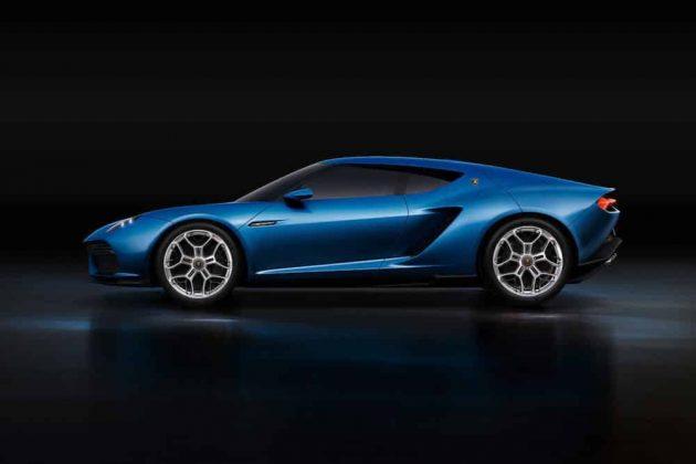 Lamborghini Asterion concept car 02 (The Car Expert, 2014)