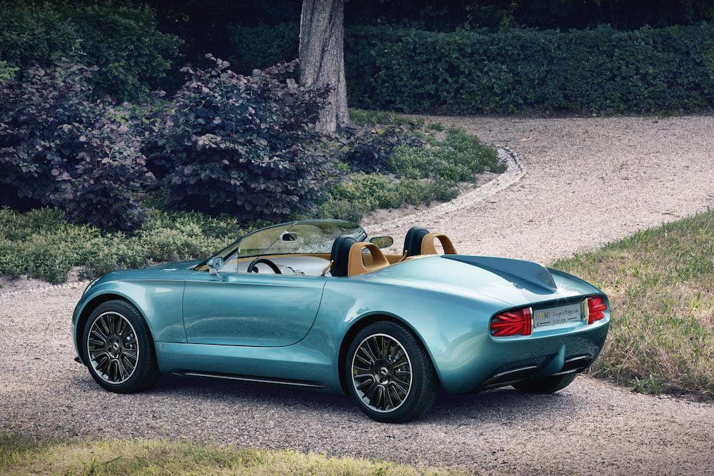 MINI Superleggera Vision 02 (The Car Expert, 2014)