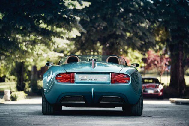 MINI Superleggera Vision 03 (The Car Expert, 2014)
