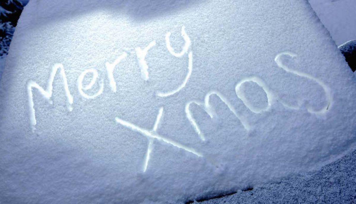 Merry Christmas, Season's Greetings, and so on…