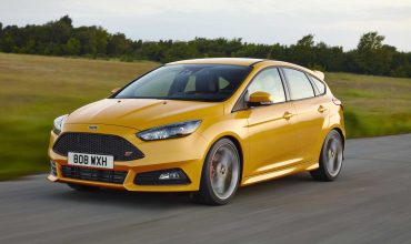 Ford Focus ST review (The Car Expert)