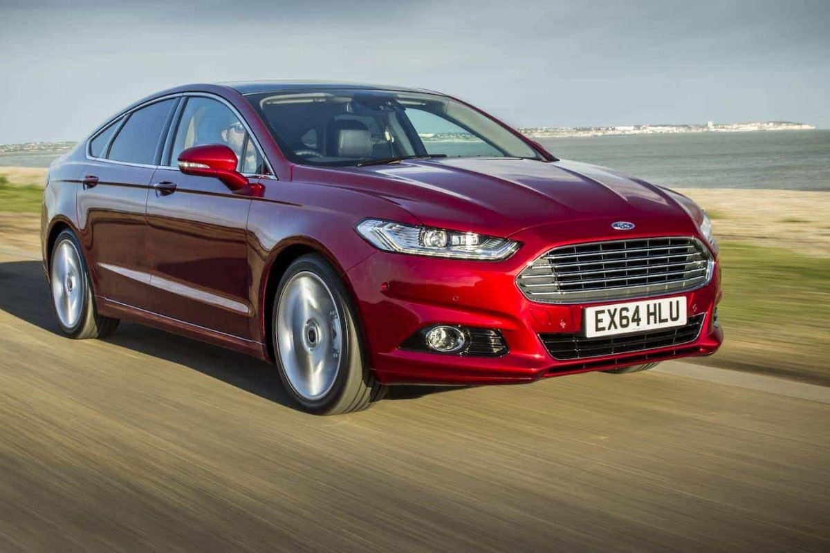 Ford Mondeo review (The Car Expert)