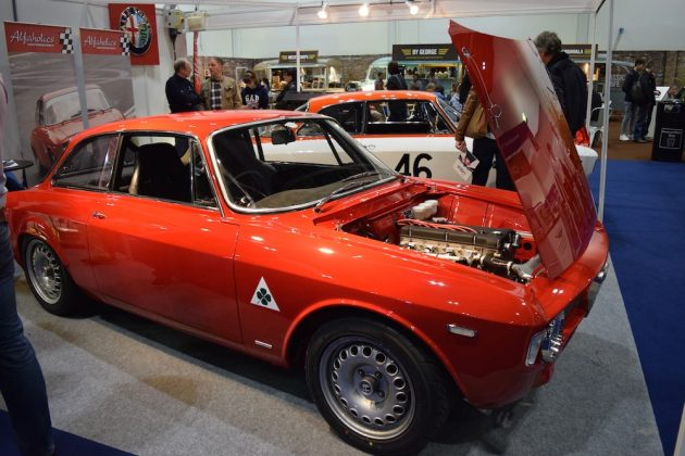 London Classic Car Show 2015, Alfaholics Alfa Romeo GTA-R 290