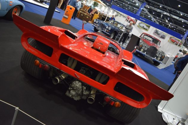 London Classic Car Show 2015, Ferrari 512S