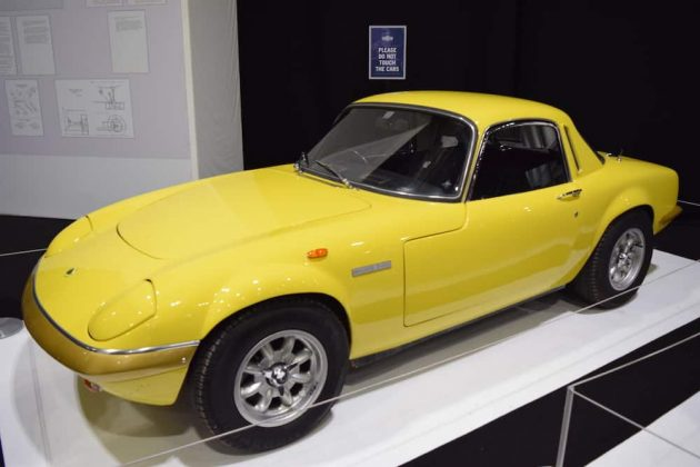 London Classic Car Show 2015, Adrian Newey's Lotus Elan