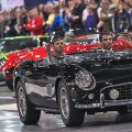 Ferrari 250 California SWB at the London Classic Car Show 2015