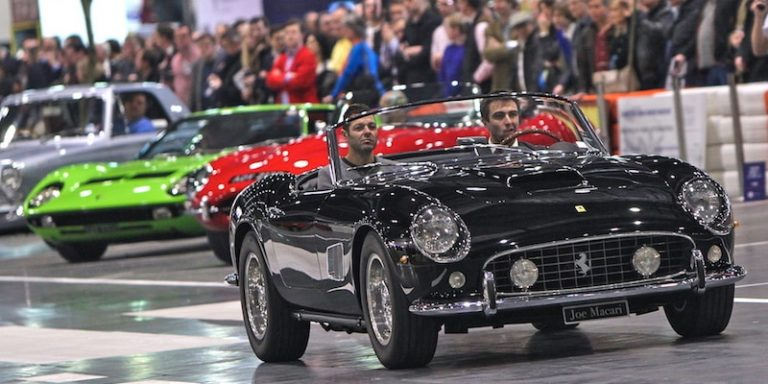 The London Classic Car Show – a capital success