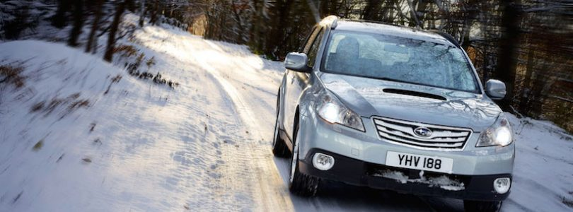 Get winter driving tips from The Car Expert
