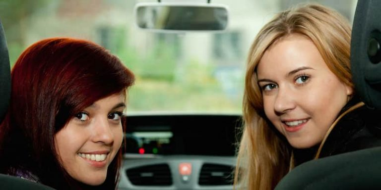 Does black box insurance reduce young driver crashes?