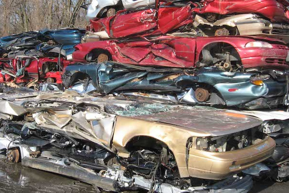 Scrapping a car – how it actually works – The Car Expert
