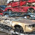 Scrapping a car is a very environmentally-sensitive process