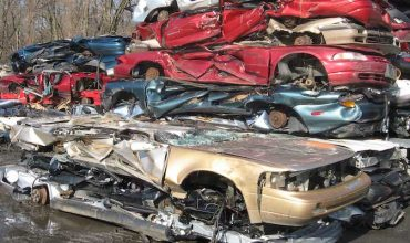 Scrapping a car is a very environmentally-sensitive process