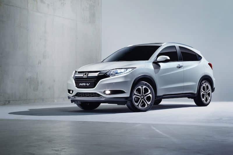 The new Honda HR-V