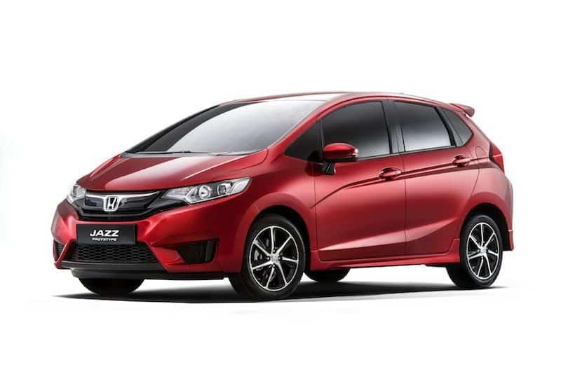 The all-new Honda Jazz