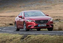 Mazda6 review (The Car Expert)