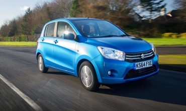 Suzuki Celerio review (The Car Expert)