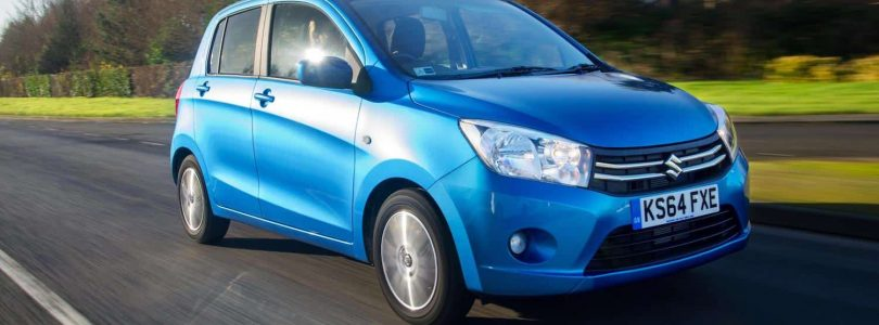 Suzuki Celerio review (The Car Expert)