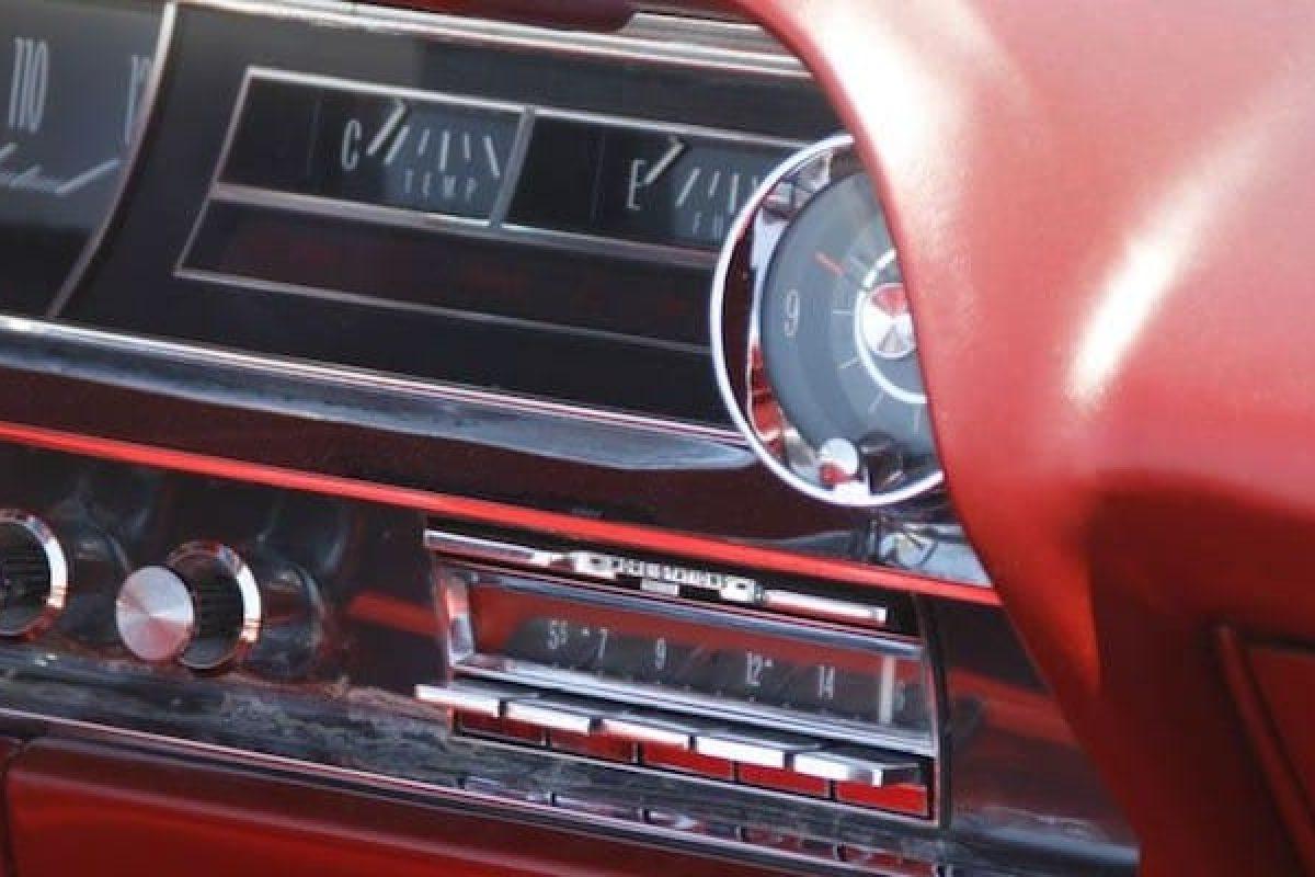 Car stereo upgrade