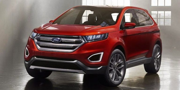 Ford owners – Are you ready for the new Edge SUV?