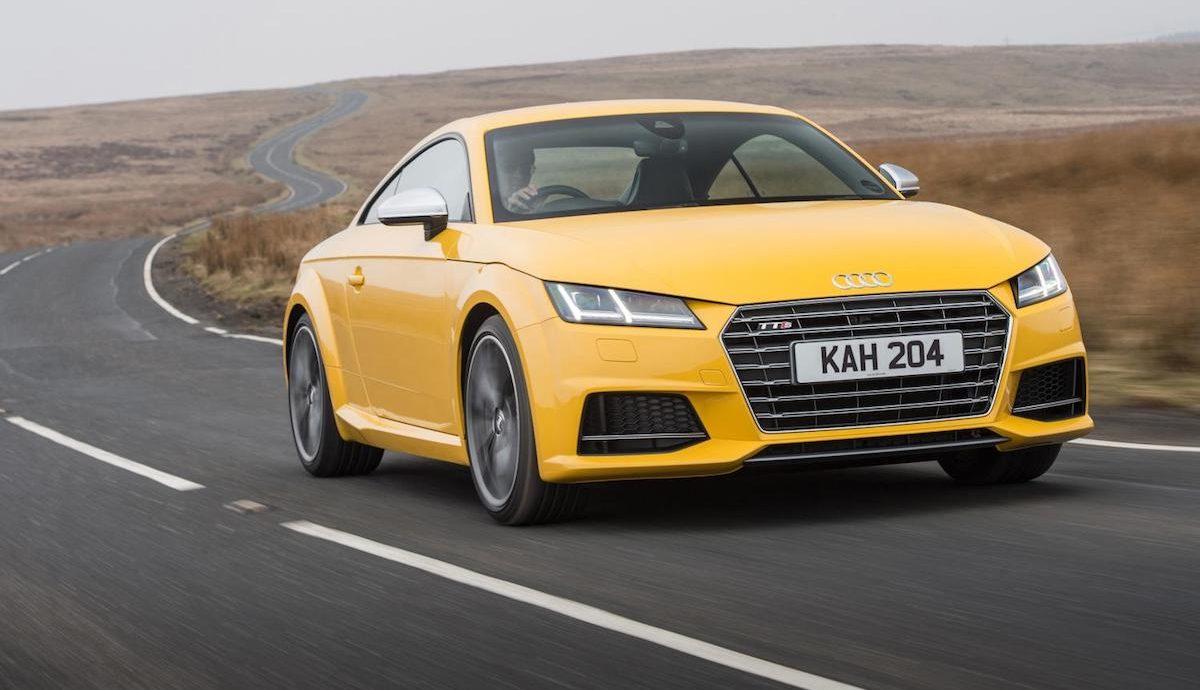 Audi TTS review (The Car Expert)