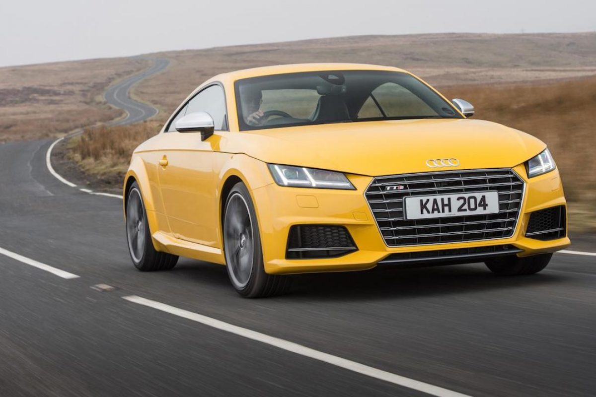 Audi TTS review (The Car Expert)