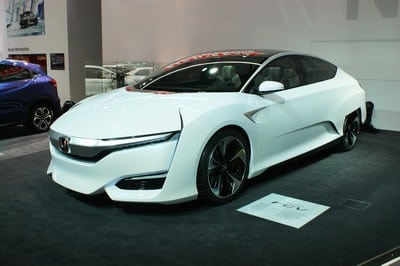 Honda FCV Concept, Geneva Motor Show 2015