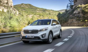 Kia Sorento review (The Car Expert)