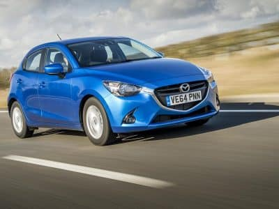 Mazda2 review (The Car Expert)