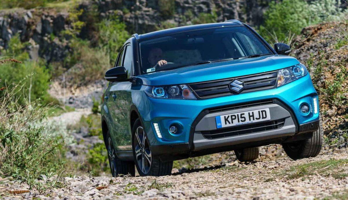 Suzuki Vitara review (The Car Expert)