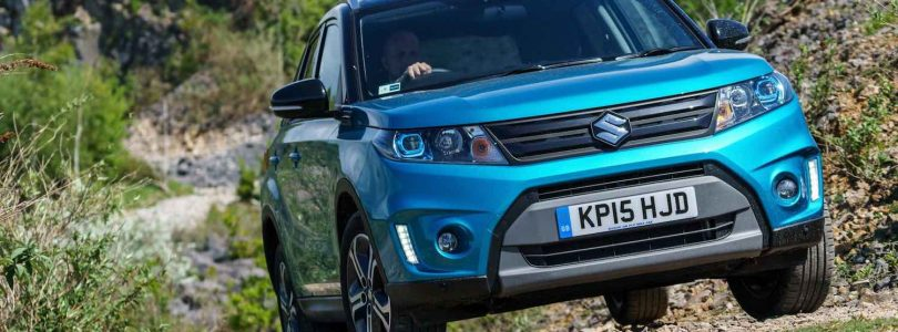 Suzuki Vitara review (The Car Expert)