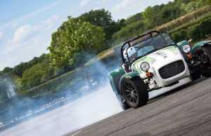 Caterham Drift Champion experience
