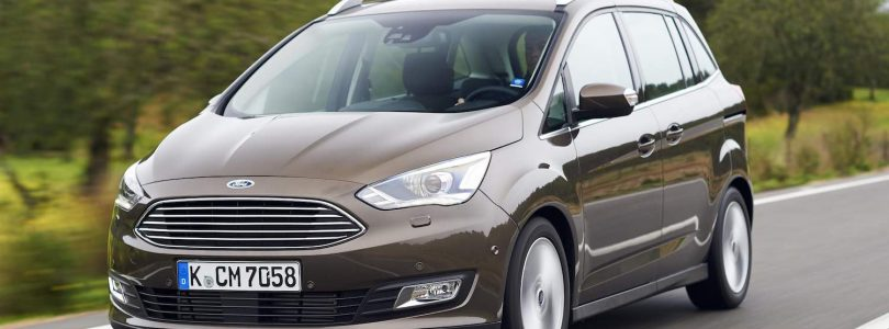 Ford C-Max review (The Car Expert)