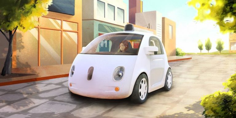 The race to the finish line for driverless cars