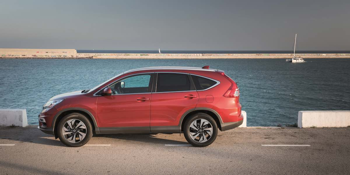 Honda CR-V review | Car Reviews | The Car Expert