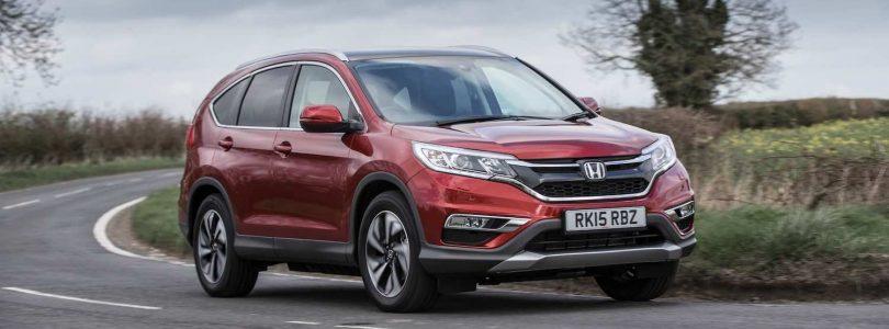 Honda CR-V review (The Car Expert)