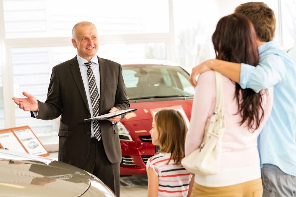 The Car Expert Ten Golden Rules - make the salesman earn his commission!