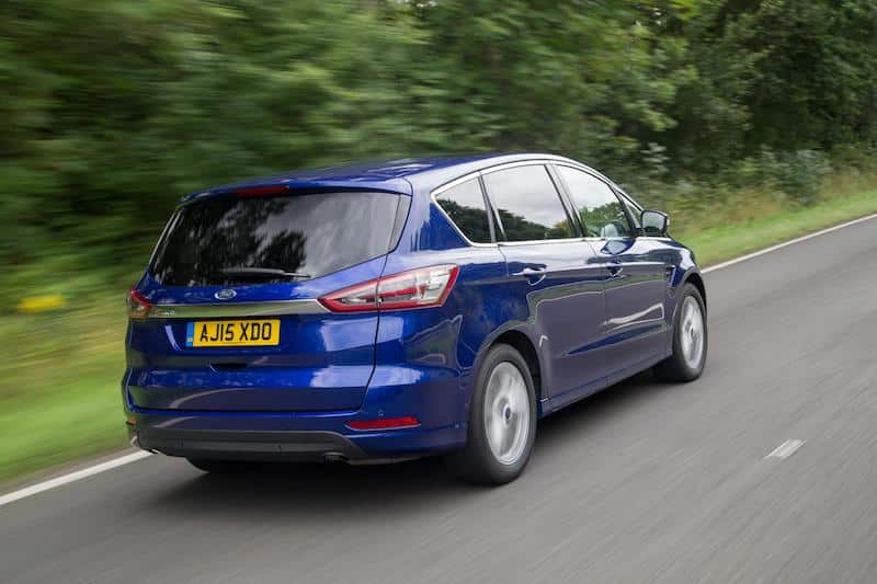 Ford S-Max review 02