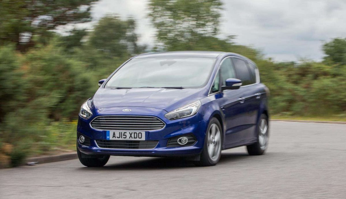 Ford S-Max review (The Car Expert)