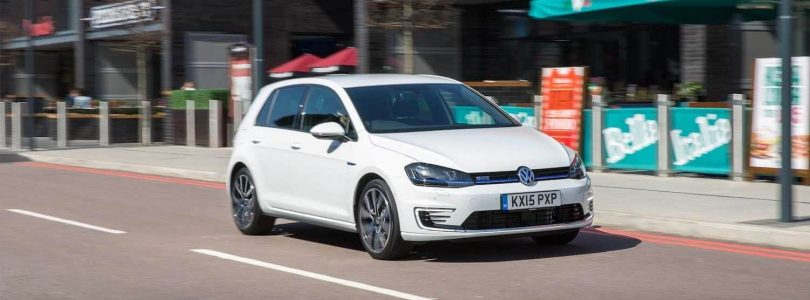 Volkswagen Golf GTE review (The Car Expert)