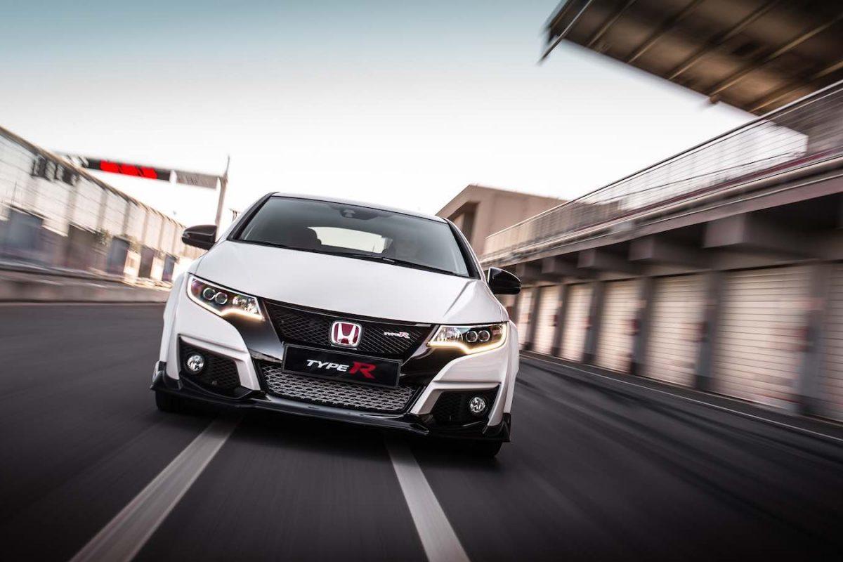 Honda Civic Type R review (The Car Expert)