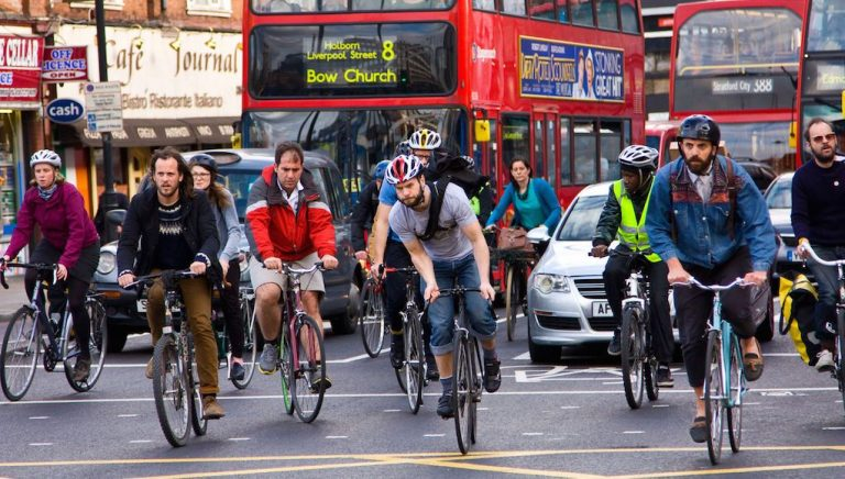Cyclists need to start taking some responsibility