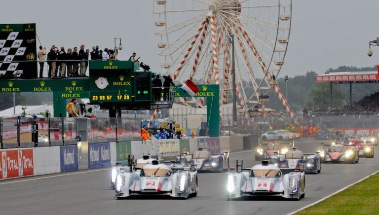 Le Mans – the greatest race in the world…