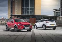 Mazda CX-3 review (The Car Expert)