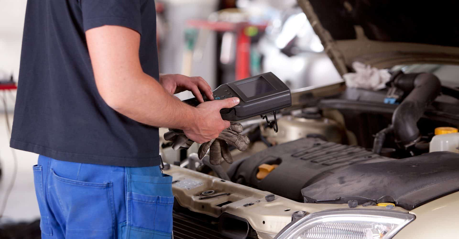 Car servicing requirements when you have a PCP