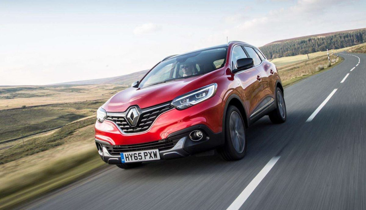 Renault Kadjar review (The Car Expert)