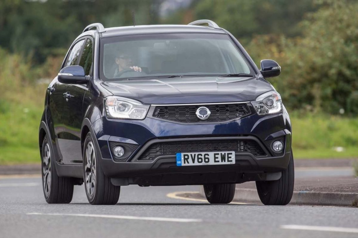 SsangYong Korando review (The Car Expert)