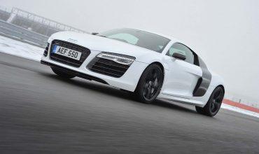 Audi R8 V10 plus last drive (The Car Expert)